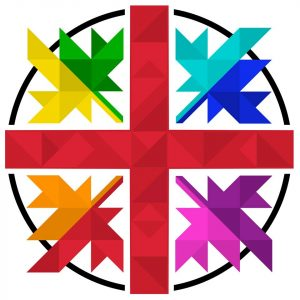 Anglican Church of Canada LGBTQI logo