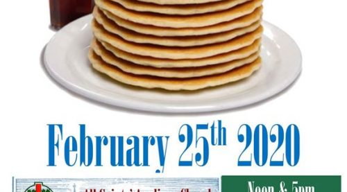 Shrove Tuesday poster
